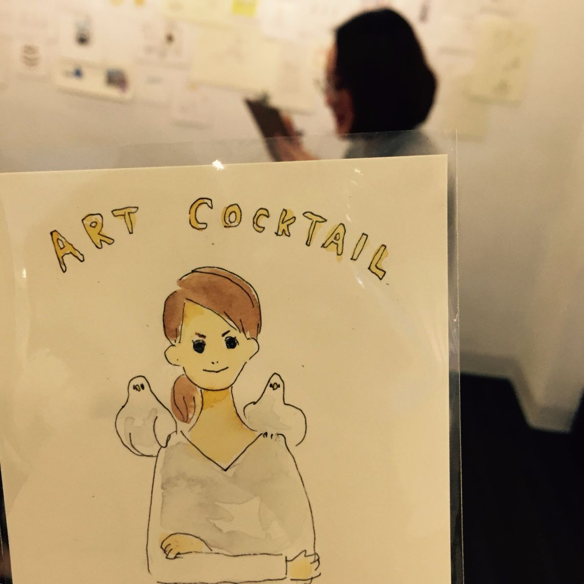 ART COCKTAIL presents Artists Collection vol.3 住舍Sumisha Q&A 中文翻譯 写真